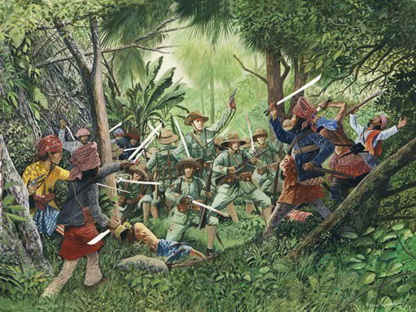 KNIL:守卫荷属东印度群岛