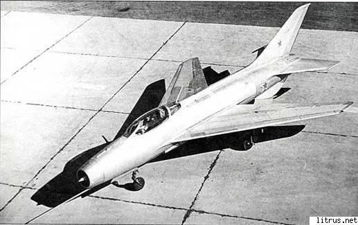 Конкуренты легендарного МиГ-21. Часть Пятая. Родной брат. Самолет Е-2
