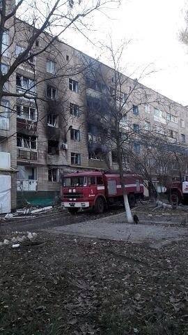 11 월 7 2014 올해의 뉴 러시아 민병대보고