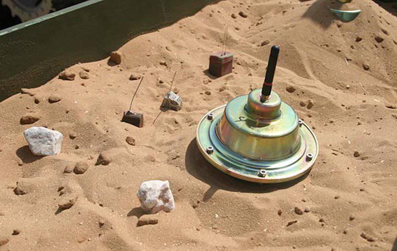Sensori di terra automatici