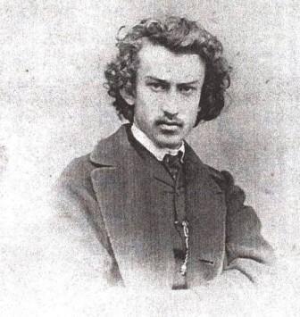 Fotoğraf Nikolay Miklukha - öğrenci (1866 yılına kadar)