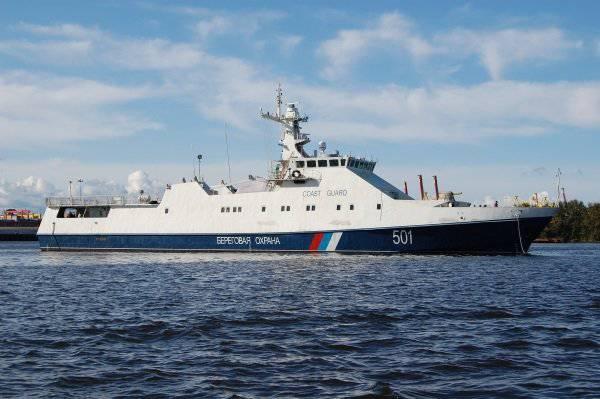 La FSB commande trois navires de garde du projet 22460 pour la garde-frontière des garde-côtes