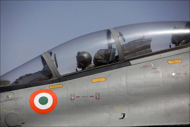 Сенсационные выводы комиссии о причинах октябрьской катастрофы Су-30МКИ индийских ВВС