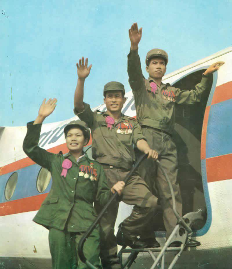 Secret War: How the Communists won in Laos against the will of the United States