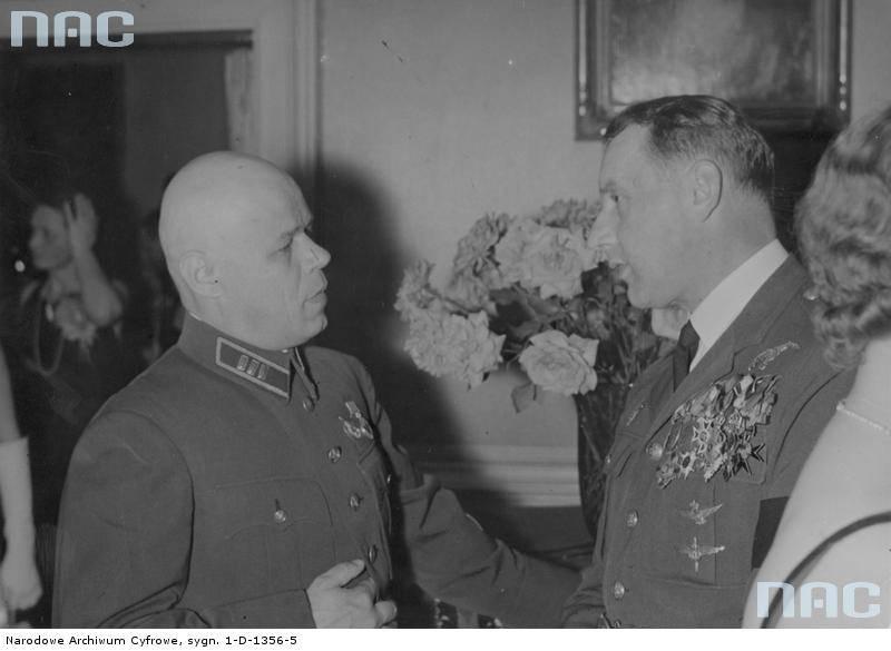 All'anniversario 120 della nascita del Maresciallo delle forze corazzate Pavel Semenovich Rybalko