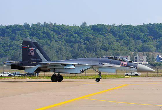 Су-35 оказался в числе финалистов тендера Военно-воздушных сил Индонезии