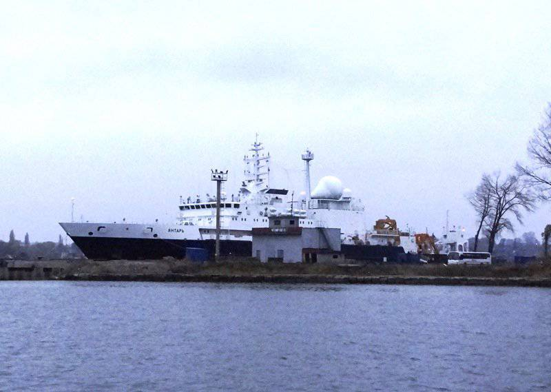 Three new ships are being prepared for sea trials in Russia