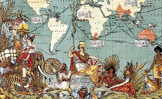 植民地主義のための賠償
