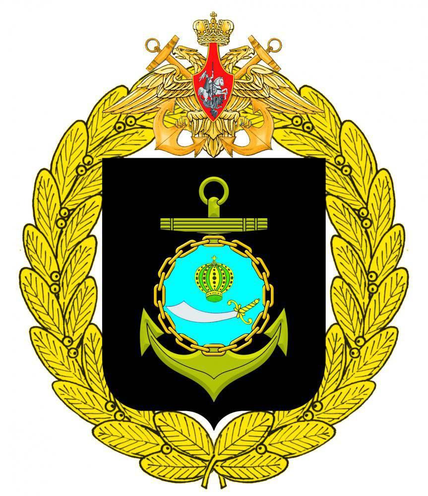 эмблемы кораблей вмф россии представляет