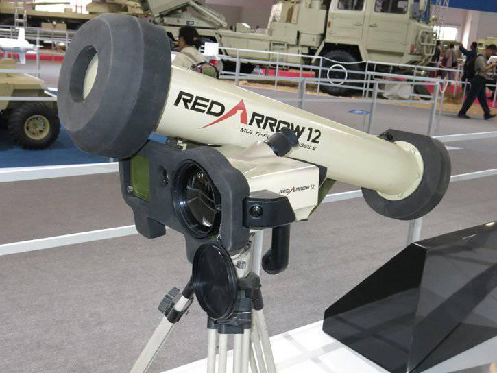 중국, 이스라엘 스파이크 (Israeli Spike)와 미국 창 던지기 (American Javelin ATGM)