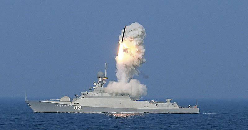Caspian Flotilla 개발 전망