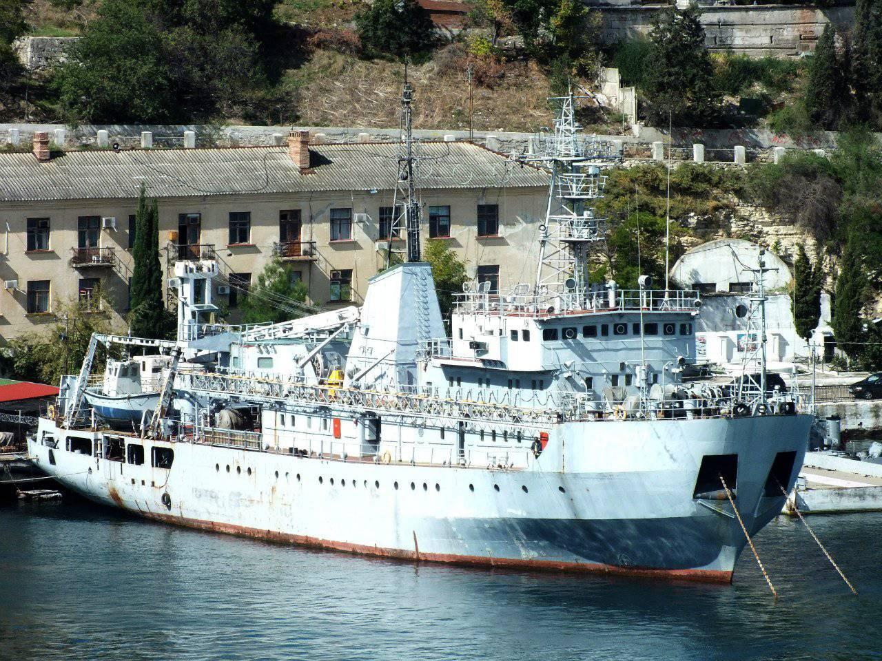 Поющие фрегаты Большие противолодочные корабли проекта
