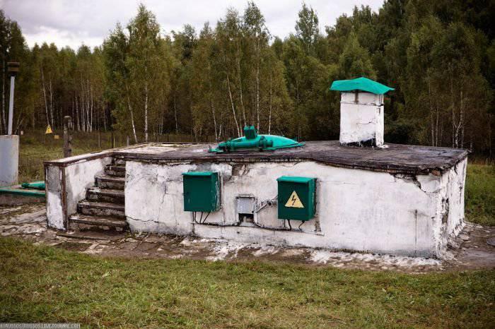 광산 발사기 UR-100Н УТТХ