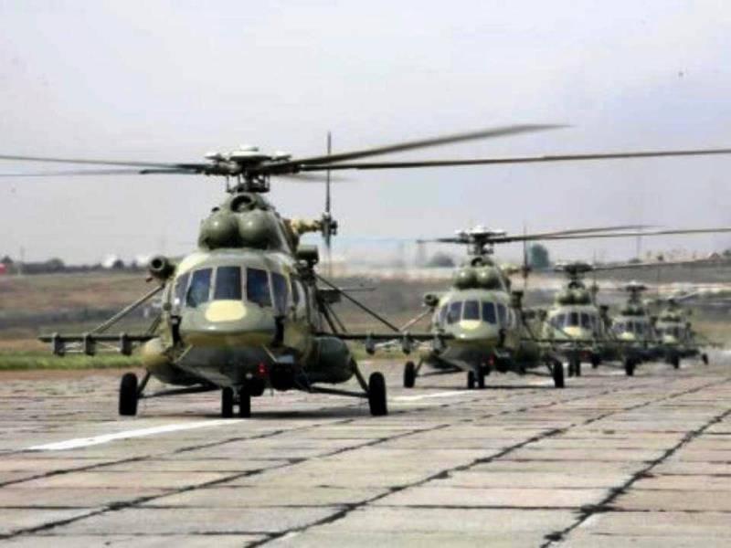 В Бурятии собраны первые Ми-8 без украинских комплектующих