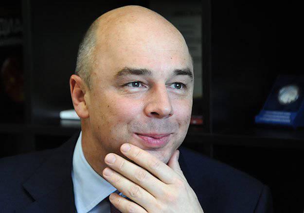 Минфин РФ подсказал 'мировому сообществу', что нужно для падения российской экономики
