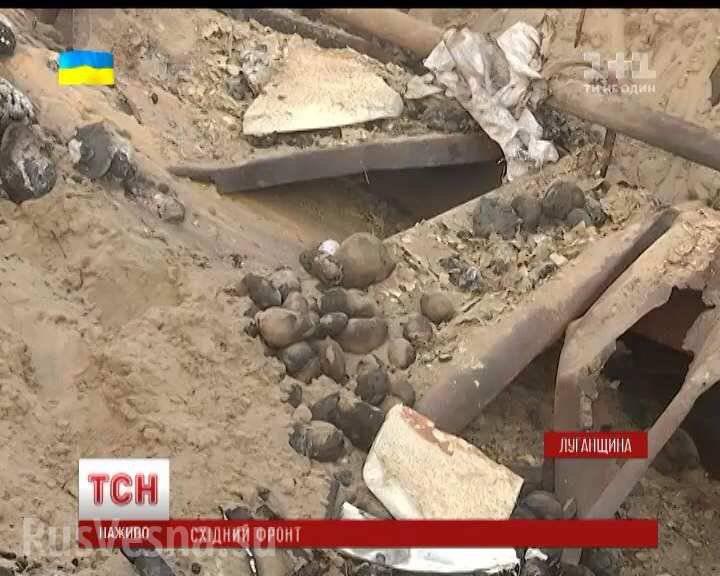 Текущая ситуация на фронтах Донбасса