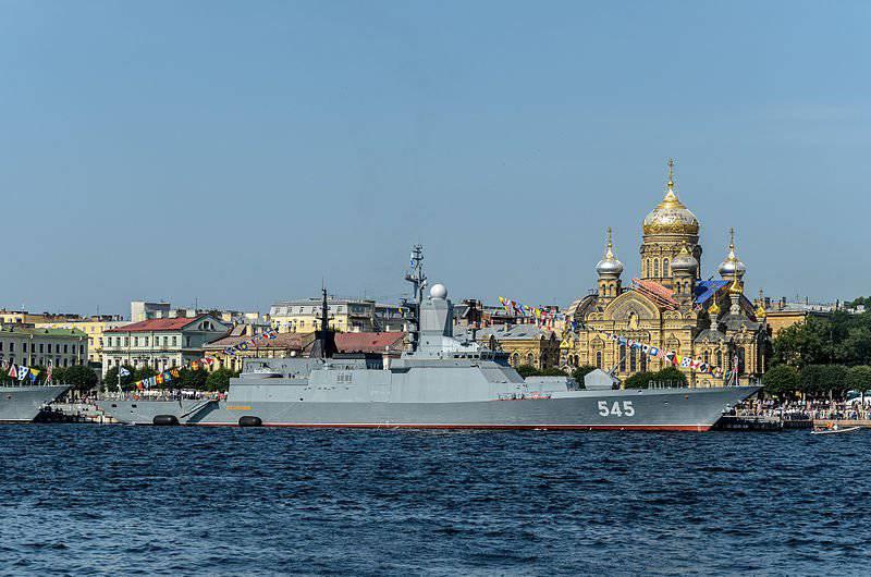 Боевые корабли, принятые в состав ВМФ России с 2000 года