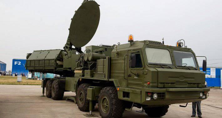 """Due sistemi EW """"Krasuha-2"""" entreranno nelle truppe nell'anno 2015"""