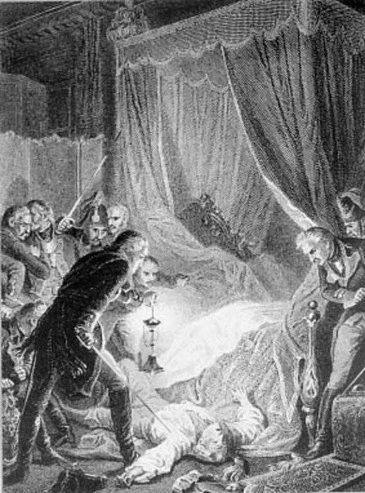 Ошибка Александра I