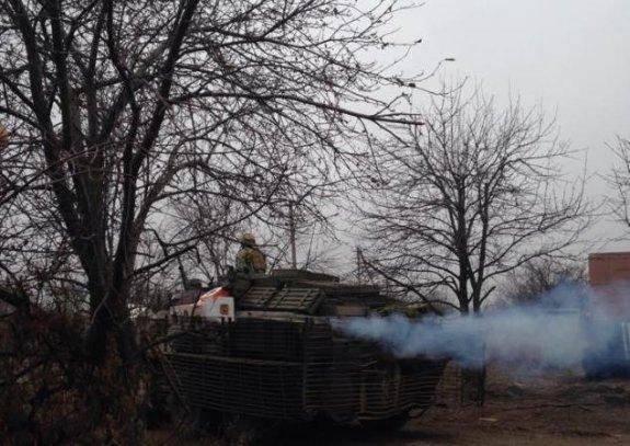 Сводки с фронтов Новороссии