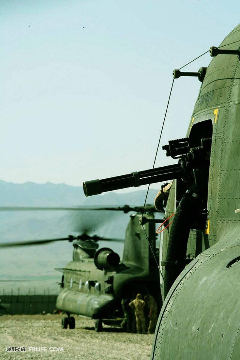 ヘリコプター用のヘリコプターの装備