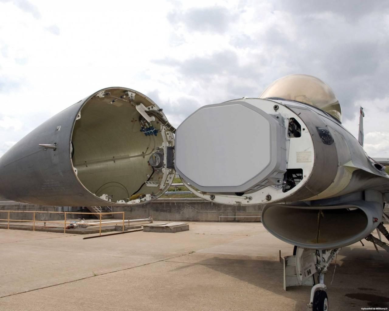 этом радиофотонный радар на истребитель мальчику было семь