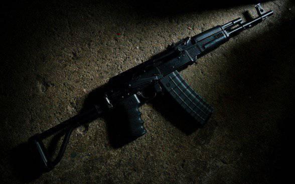 Saiga-12: पुलिस के लिए कलाश्निकोव