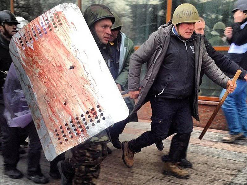 「ロシアから離れようとするあらゆる試みにおいて、ウクライナは崩壊し始める」