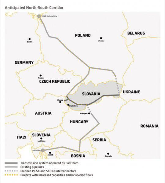यूरोपीय आयोग ऊर्जा युद्धों के लिए तैयार करता है