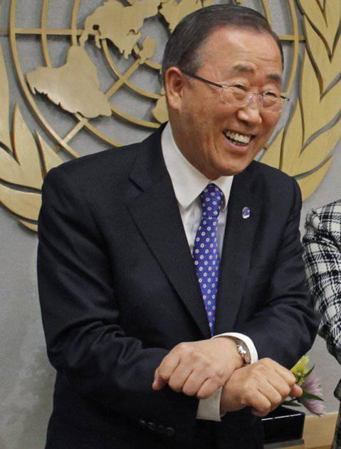 संयुक्त राष्ट्र की अगली अनछुई रिपोर्ट