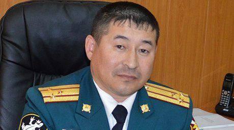 रूसी संघ के आंतरिक मामलों के मंत्रालय के कर्नल सेरिक सुल्तानगबिएव ने रूस के हीरो की उपाधि प्राप्त की