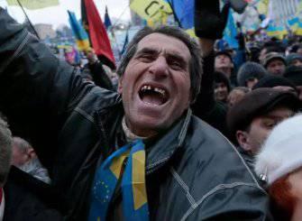 रूस के लिए सच्चाई के पल के बारे में: सोवियत संघ के बाद के गणराज्यों के आसन्न पतन की ओर