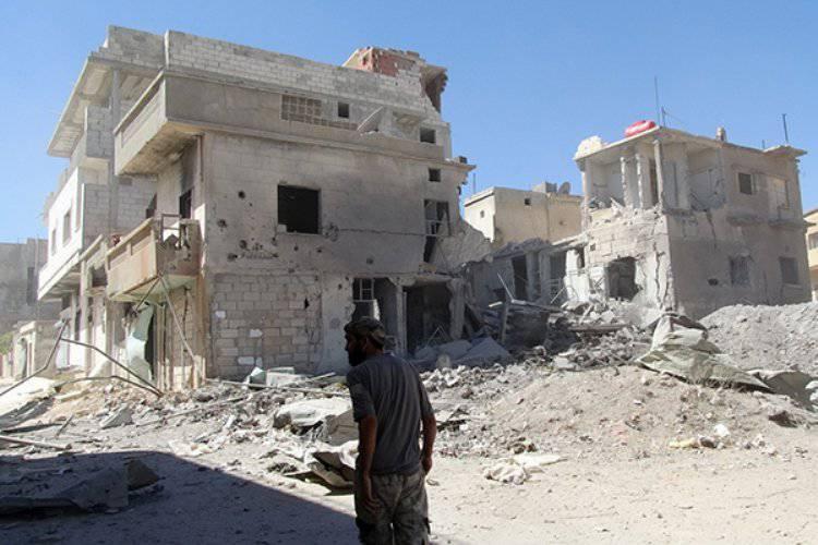 国連:約50の民間人がシリアの連合軍の空爆で死亡