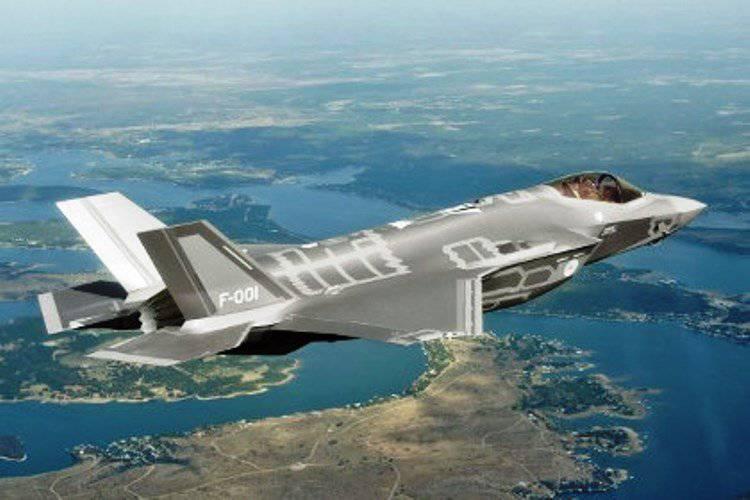 ब्रिटेन के रक्षा विभाग ने पहले F-35 सेनानियों का आदेश दिया