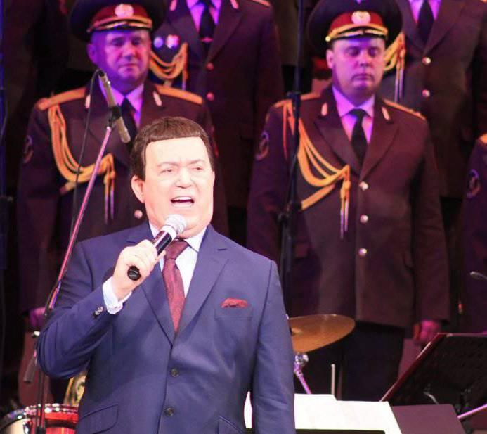 イオシフ・コブゾンがウクライナのピープルズ・アーティストの称号を拒否