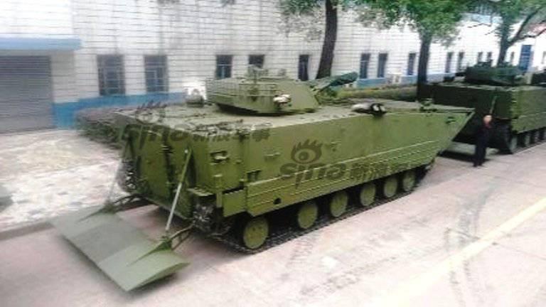 वेनेजुएला के लिए चीनी लैंडिंग बख्तरबंद वाहन