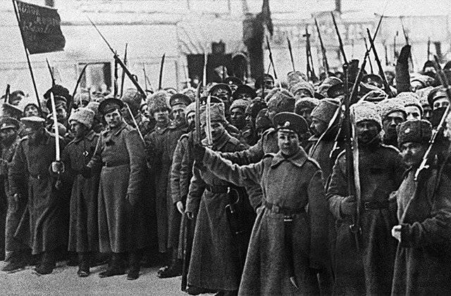 Filibüsterler ve Rus devriminin maceracıları