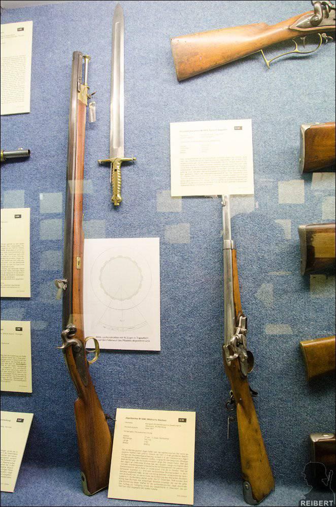 कोब्लेंज़ में छोटे हथियारों की प्रदर्शनी