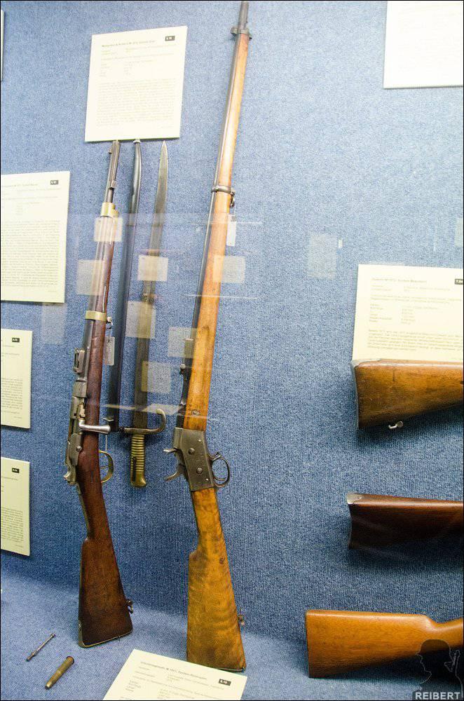 Выставка стрелкового оружия в