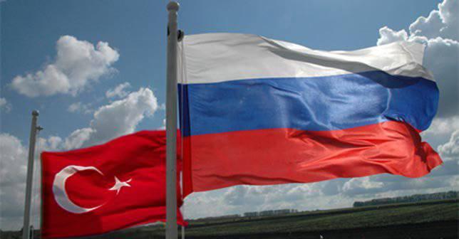 ロシアとトルコは、ドルとユーロを拒否して、自国通貨での相互決済を行っています。