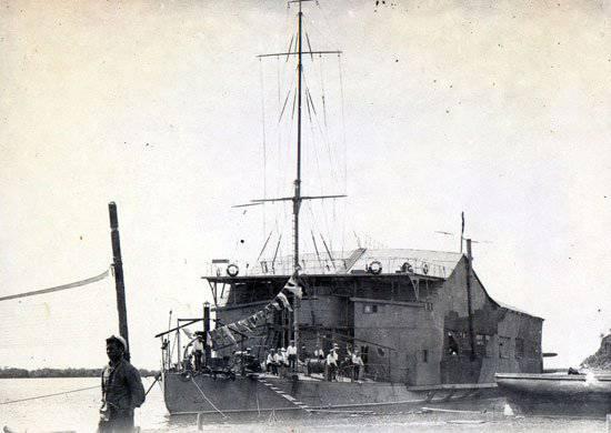 ラハス着陸操作(12  -  13 10月1929 g)