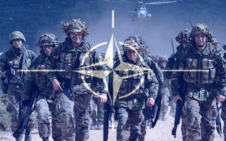 NATOは急速な反力を生み出すのが困難でした