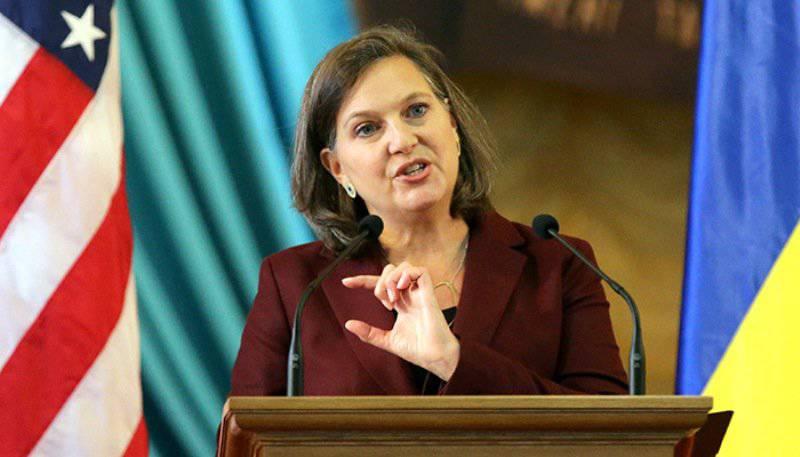 ヌーランドはクリミアと引き換えに制裁を解除すると約束している。 今後数年間でロシアを待つもの