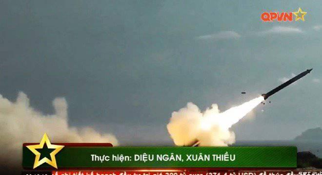 イスラエルのEXTRAロケットがベトナム沿岸を守る