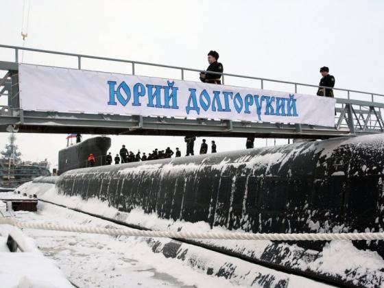 アレクサンドル・ネフスキー原子力潜水艦からのブラバICBMの打ち上げ成功