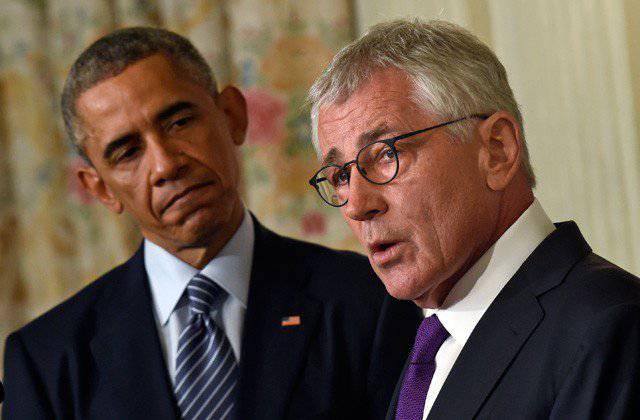 La renuncia de Hagel - Obama Defeat