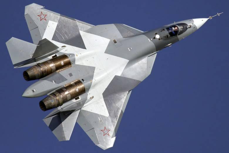 रूसी वायु सेना के सुपरवेयर से सावधान रहें: T-50 अदृश्य फाइटर