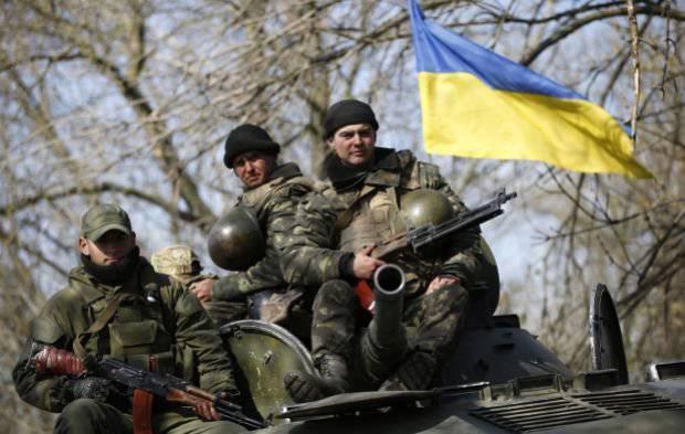ウクライナ軍は「犬」休暇を許可されていません
