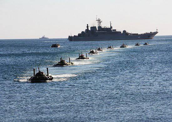 2014 के लिए रूसी संघ के काले सागर बेड़े के तटीय डिवीजनों के अभ्यास के परिणामों को संक्षेप में प्रस्तुत किया गया है