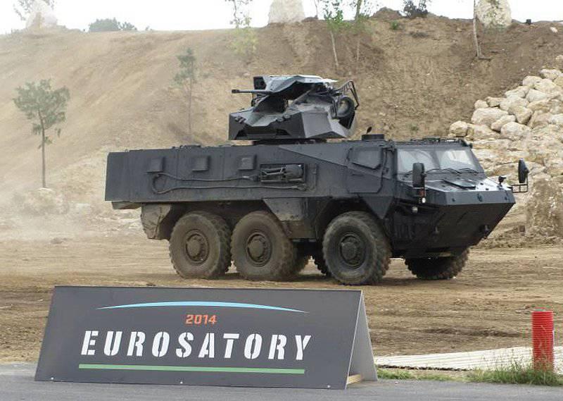 Компания BAE Systems и российская огневая мощь. Найдены точки соприкосновения